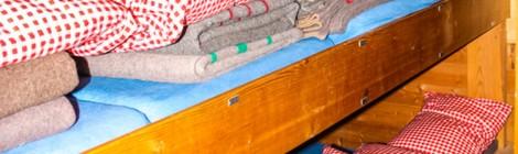 Hochbett im Landschulheim | Hochbetten für Erwachsene | © mophoto - Fotolia.com