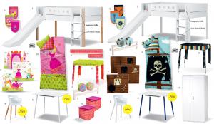 Bett-Textilien und Möbel von Flexa | hochbett-berater.de
