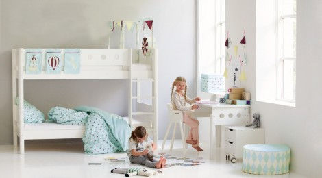 kinderzimmer flexa bett bibkunstschuur. Black Bedroom Furniture Sets. Home Design Ideas