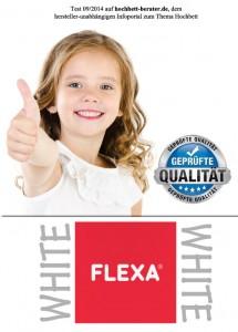Test Flexa White bei hochbett-berater.de