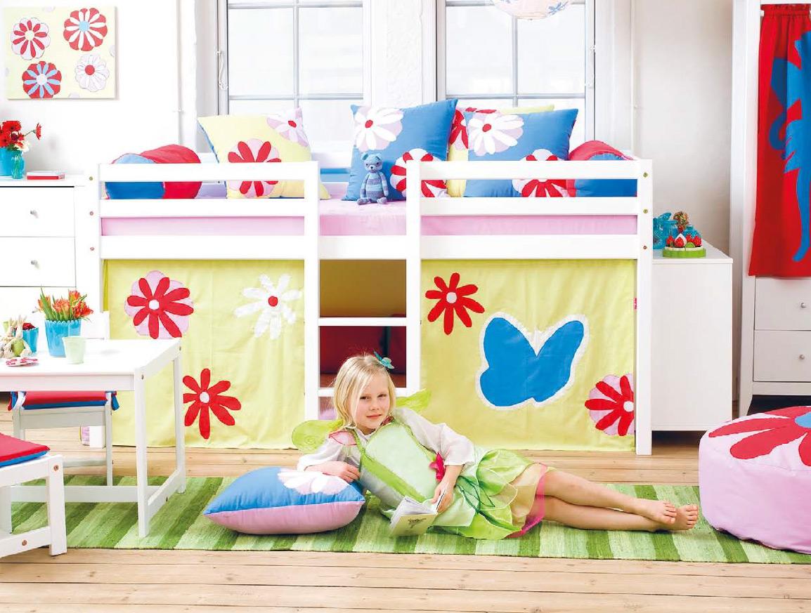das hochbett von hoppekids basic im test hochbett. Black Bedroom Furniture Sets. Home Design Ideas