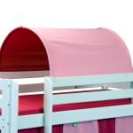 Tunnel für Kinderbett / Hochbett (hier Suwem) | hochbett-berater.de