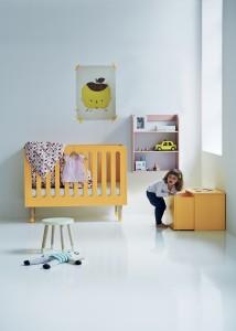 Ein wunderschönes Babybett von Flexa | hochbett-berater.de